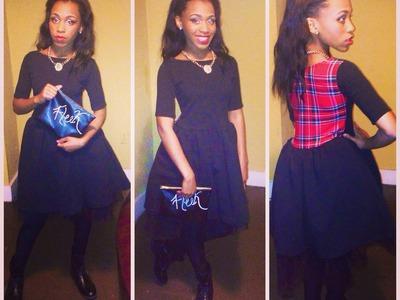 DIY: Skater Dress (Teen Fashion)