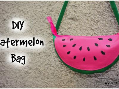 DIY Watermelon Bag