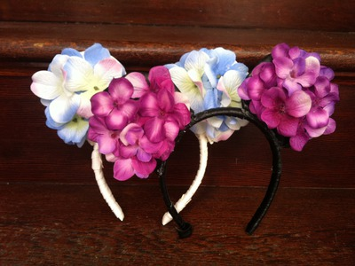 EDC DIY| Flower Minnie Ears