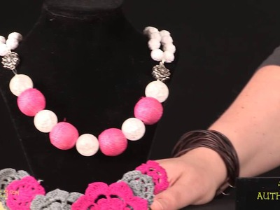 Four Popular Trends in Jewelry Making and Beading For Dummies