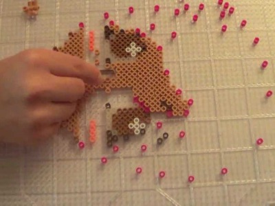 How 2 Bead: A Perler Portrait - featuring the magnificent art of Maffypop!