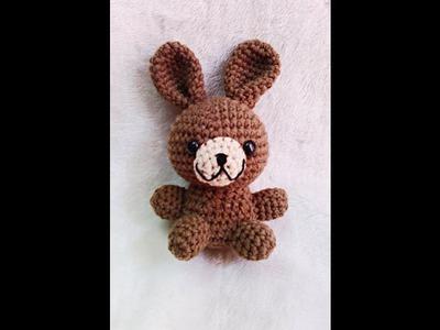 How to crochet [Basic. Doll. Bunny]