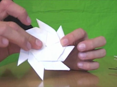 How To Make Origami Ninja Stars