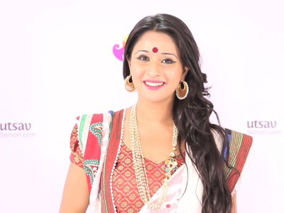 How to wear a Bengali style Saree in the DIY Way
