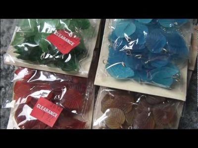 JoAnn Fabrics HAUL! ((Beads and Charms Sale!!))