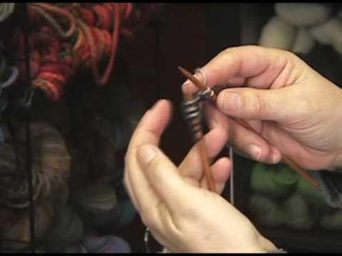 Knitting Instructional Video - How To Join a New Ball of Yarn