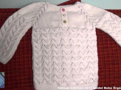 Rüksan Sökmen 2011 Model Bebe Örgüleri Gurup 2 Ruksan Sokmen 2011 model Baby Knitting