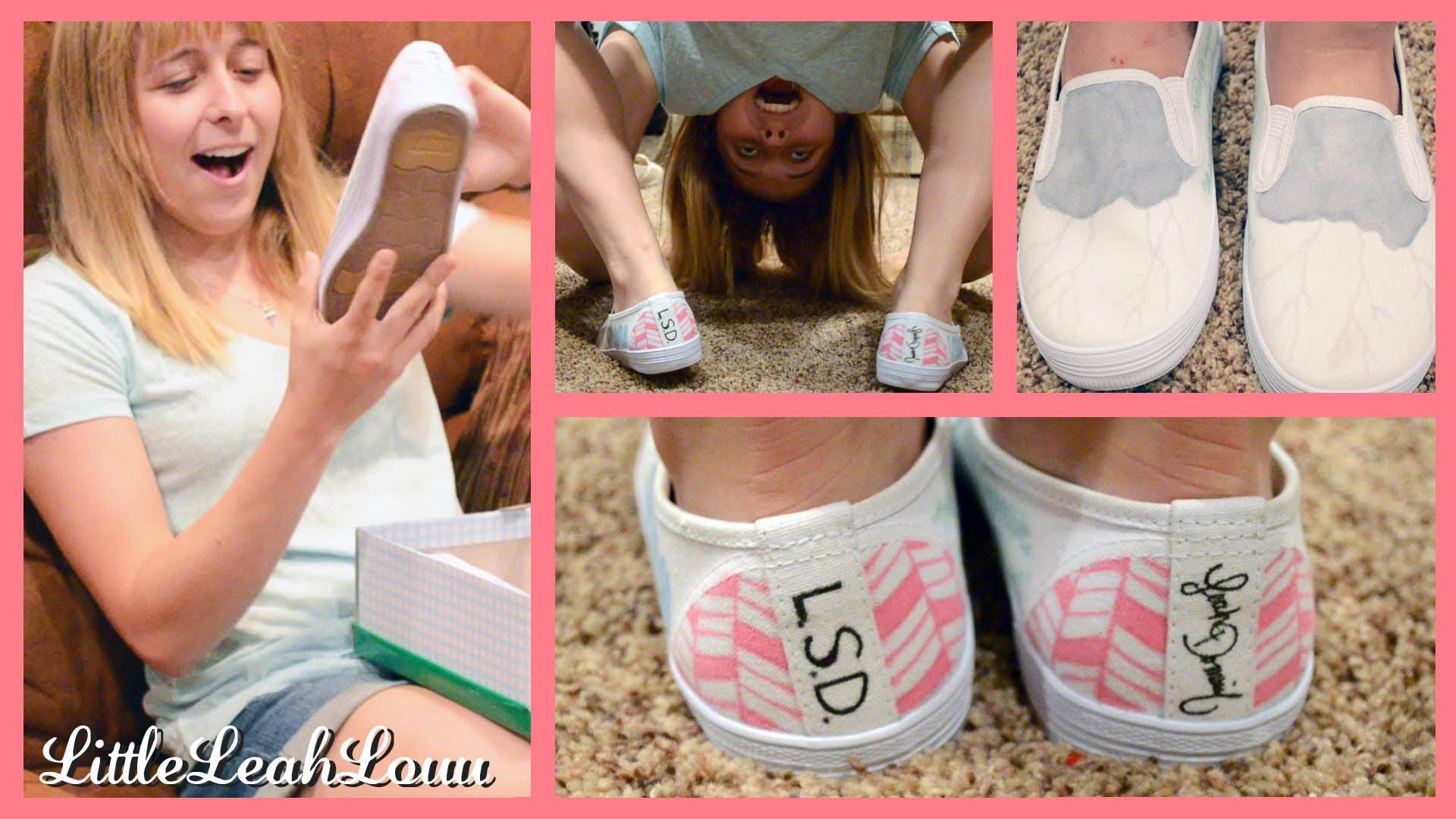 Shoe Decoration DIY