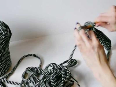Tuto : Crocheter une housse pour ordinateur portable