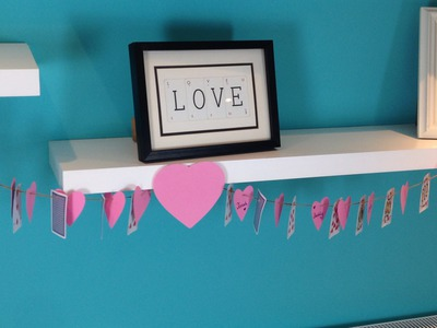 Valentine's day DIY decor & gift ideas!