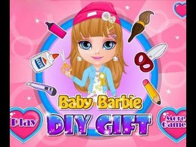 Baby Barbie - DIY Gift