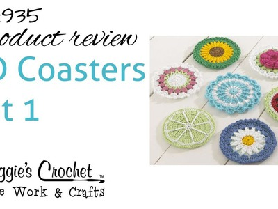 CD Coasters Set 1 - Product Review PA935