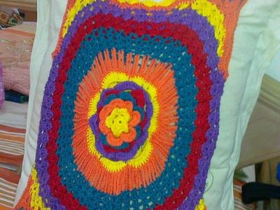 Crochet Bolero Step by Step