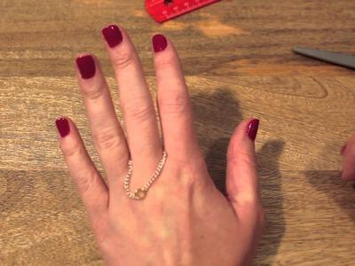 """DIY """"Arabian Style"""" Bracelet!"""
