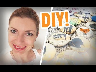 DIY. Buttons, Magnete, Ringe, Ketten