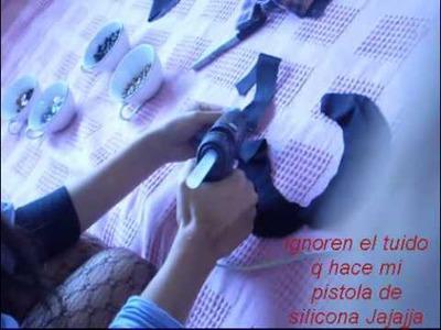DIY collar peter pan♡