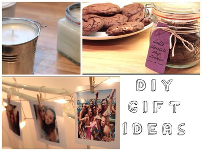 DIY Gift Ideas | ThoseRosieDays