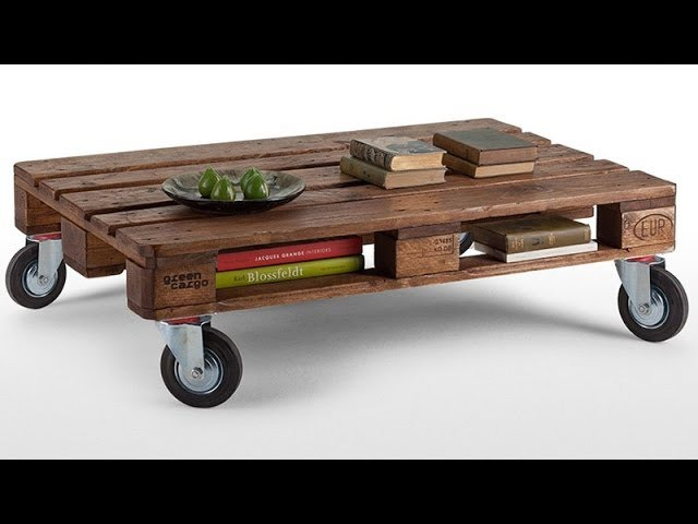 DIY Pallet Funiture Ideas - Part 2 - Wood Pallet Inspiration