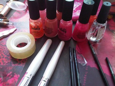 DIY: Personaliza tus brochas de maquillaje :D