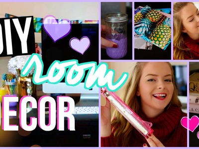 DIY TUMBLR DECOR: Cheap & Easy!