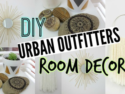 DIY Tumblr Room Decor Urban Outfitters Inspired!