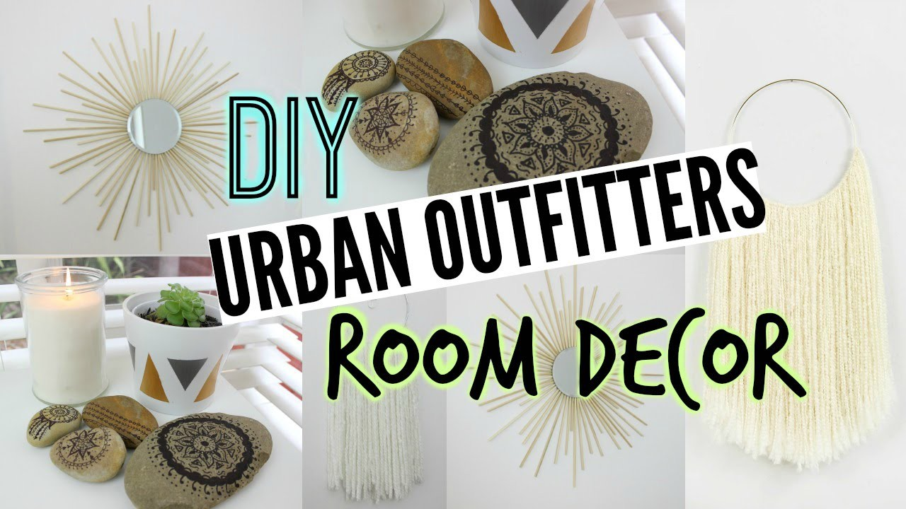 Diy Tumblr Room Decor Urban Outfitters Inspired