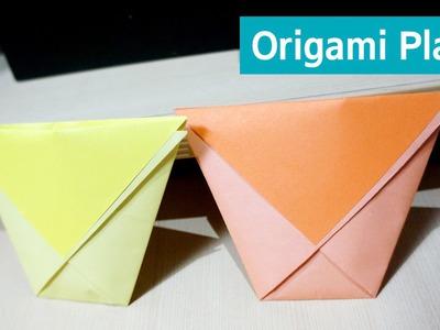 종이접기 종이컵 만들기 Origami paper cup