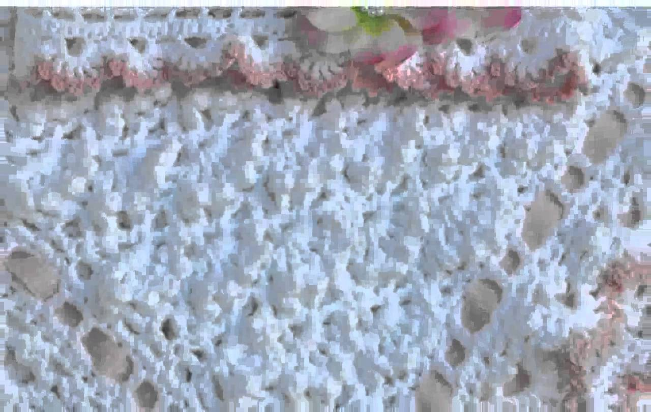 Free Baby Blanket Crochet Patterns  Nice Photos