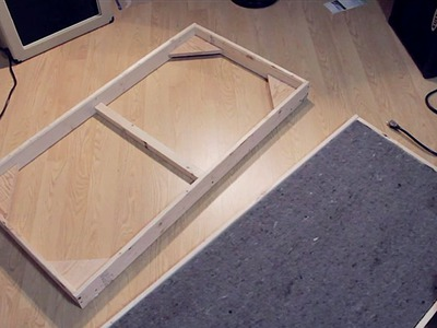 How to Build an Easy DIY Acoustic Panel Frame