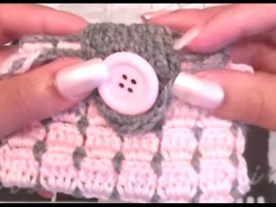 How to Buttonhole in crochet