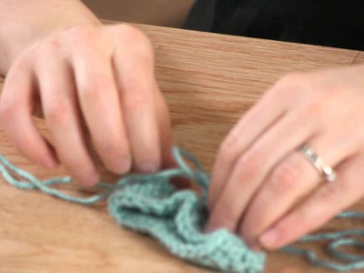 How to Crochet a Bow Tie : Sewing Crafts & More