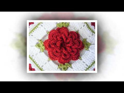 How to crochet table mats