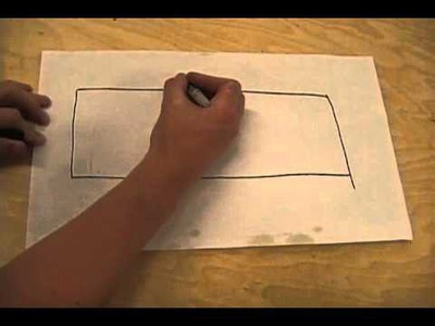 How to make a foam airplane part1.wmv