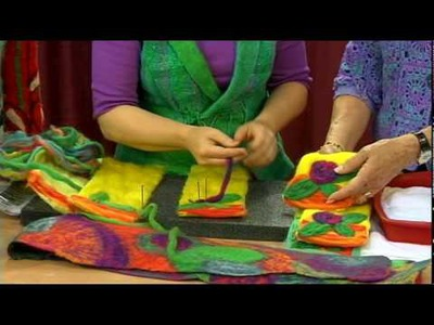 Knitting Daily Episode 406 Preview.mpg