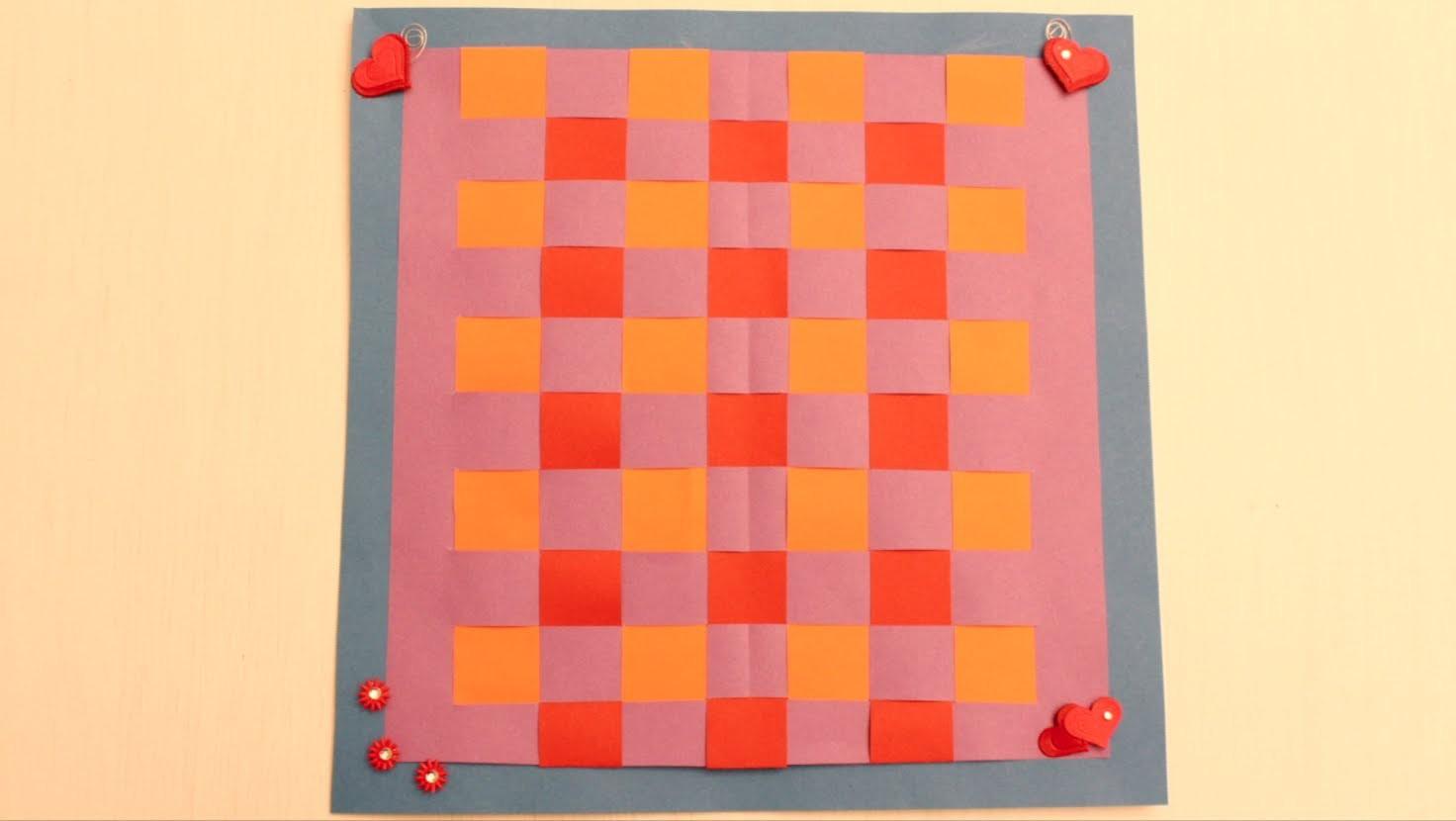 Learn Paper Weaving
