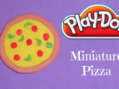 LPS Crafts - How to Make a LPS Pizza