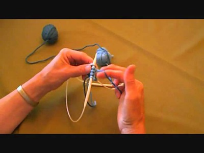 The Entwined Knitter- Twined Knitting