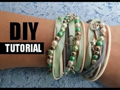 Wikkelarmband Maken DIY Video Tutorial