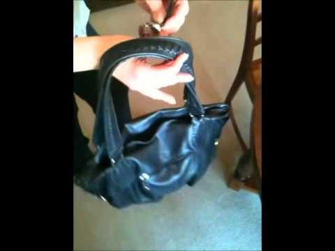 Bag Hanger Crochet de sac Accroche sac Porte sac REVERSE