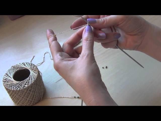 Bella Knit Rings Tutorial