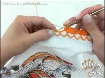 Bico Croche Citrus Aprendizagem Crochet 2014