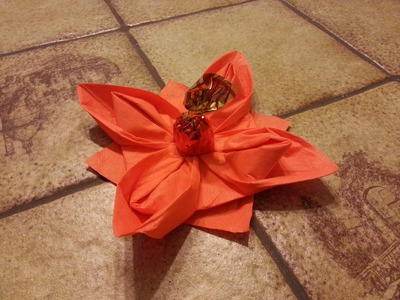 C&S HOME #1: Serviette Water Lily - Do it yourself