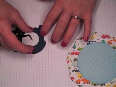 Cricut Baby Cards Tutorial - WOC