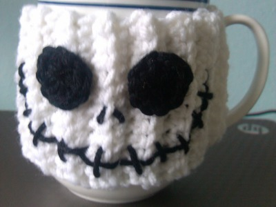 Crochet Fun & Easy Halloween Mug Cover