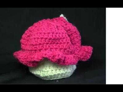Cupcake Bag Crochet Tutorial