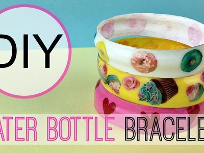 DIY Bracelet from a Water Bottle | Michele Baratta