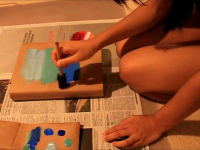 DIY: Eco-Friendly Textbook Covers