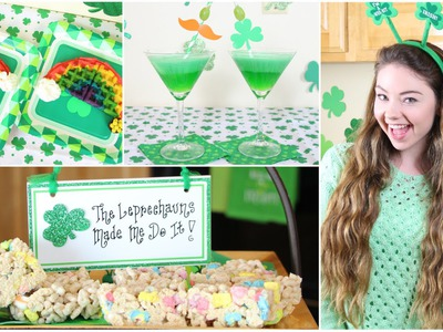 DIY St. Patrick's Day Treats!