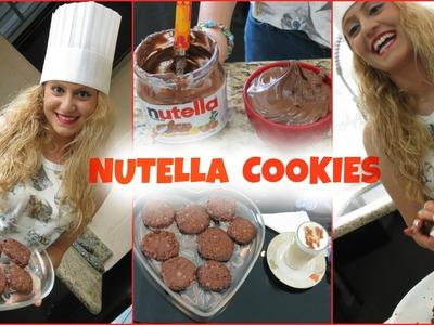 DIY: World´s Easiest Nutella Cookies Glam Barbie ❤