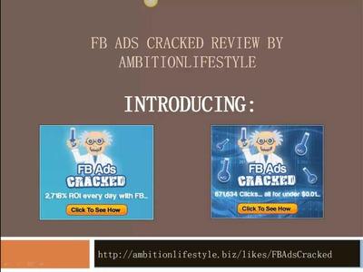 FB Ads Cracked   DIY IM   FB Ads for SMB Revealed